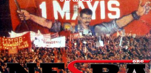 DİSK Genel Başkan Kemal Türkler 1 Mayıs değerlendirmesi