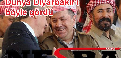 Dünya Diyarbakır'ı böyle gördü