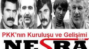 PKK'nın Kuruluşu ve Gelişimi
