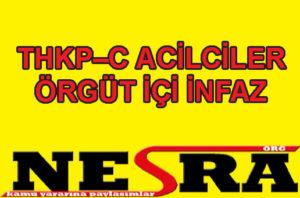 THKP-C Acilciler İnfaz
