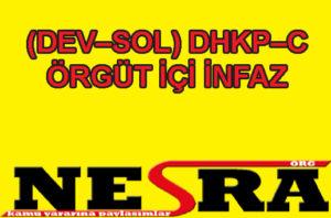 Dev-Sol DHKP-C Örgüt İçi İnfaz
