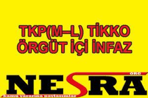 TKPM–L-TİKKO İnfaz